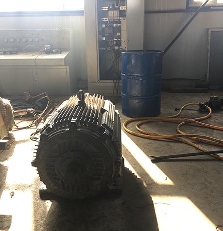高抵押电机工艺维修
