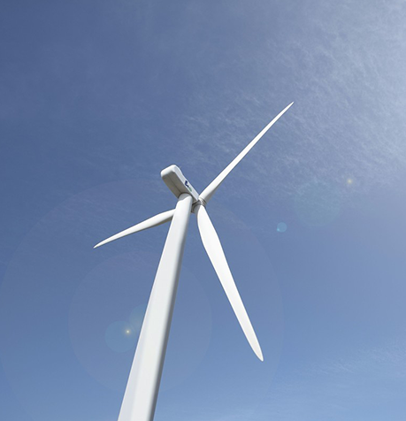 户外风力发电机检修
