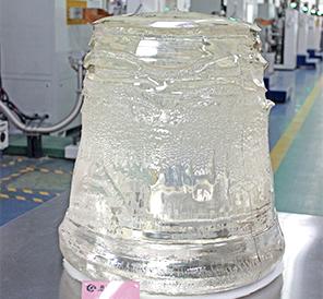 300kg单颗晶体